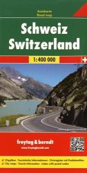 Switzerland by Freytag-Berndt und Artaria