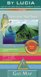 St. Lucia by GiziMap