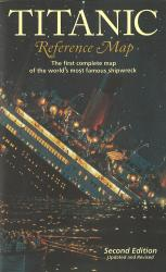 Titanic Reference Map by Hedberg Maps