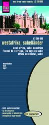 Africa, West, Sahel Countries by Reise Know-How Verlag