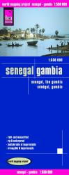 Senegal and The Gambia by Reise Know-How Verlag