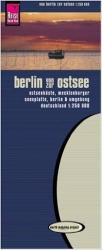 Berlin to the Baltic Sea (German edition) by Reise Know-How Verlag