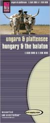 Hungary and Lake Balaton by Reise Know-How Verlag