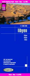 Libya by Reise Know-How Verlag