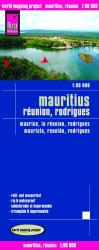 Mauritius, Reunion and Rodriquez by Reise Know-How Verlag