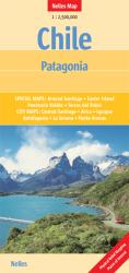 Chile and Patagonia by Nelles Verlag GmbH