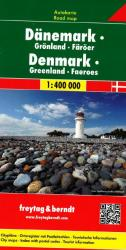 Denmark, Greenland, and the Faeroes by Freytag, Berndt und Artaria