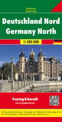 Germany, Northern by Freytag-Berndt und Artaria
