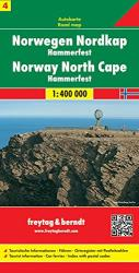 Norway, North Cape, Hammerfest by Freytag, Berndt und Artaria