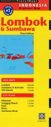 Lombok and Sumbawa, Indonesia by Periplus Editions