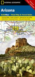 Arizona GuideMap by National Geographic Maps