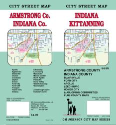 Kittanning, Armstrong, and Indiana County, PA by GM Johnson