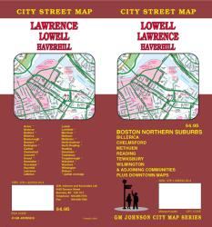 Lowell, Lawrence and Haverhill, Massachusetts by GM Johnson