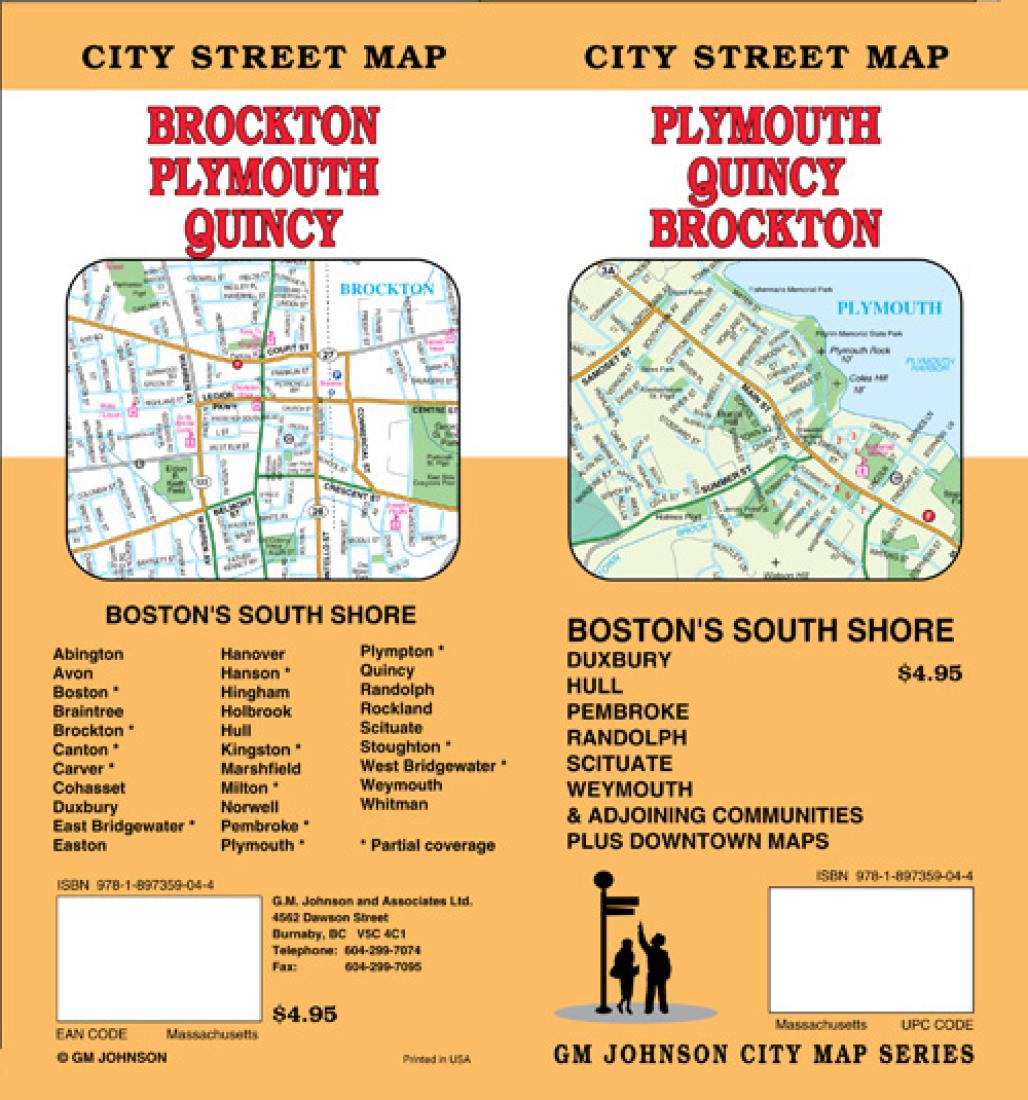 Plymouth Quincy Brockton And Boston S South Shore Towns