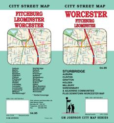 Worcester, Sturbridge, Leominster and Fitchburg, Massachusetts by GM Johnson