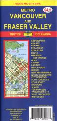 Vancouver, Metro and Fraser Valley, Canada by GM Johnson