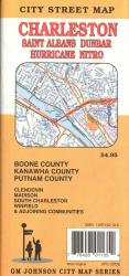 Charleston, Kanawha County, Putnam County and Boone County, West Virginia by GM Johnson