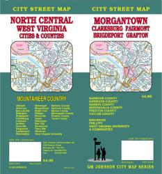 Morgantown, Clarksburg, Fairmont, Bridgeport and Grafton, West Virginia by GM Johnson