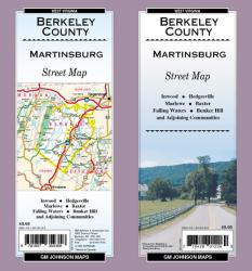 Berkeley County and Martinsburg, West Virginia by GM Johnson