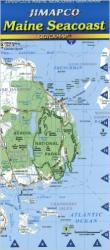 Maine, Seacoast, Quickmap by Jimapco
