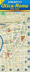 Utica and Rome, New York, Quickmap by Jimapco