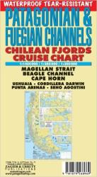 Patagonian and Fuegian Channels and Beagle Channel by Zagier y Urruty