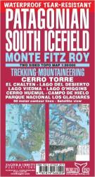Patagonian South Icefield and Monte Fitz Roy by Zagier y Urruty