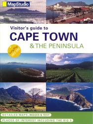 Cape Town, South Africa and the Peninsula, Visitor's Guide by Map Studio
