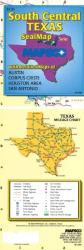 Texas, South Central, SealMap by Eureka Cartography