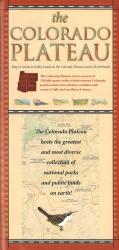 Colorado Plateau Adventure Map and Directory by Time Traveler Maps