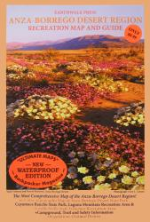 Anza-Borrego Desert Region, California, waterproof by Earthwalk Press