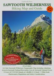 Sawtooth Wilderness, Idaho, waterproof by Earthwalk Press