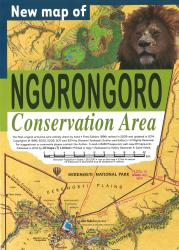 Ngorongoro Conservation Area by GT Maps