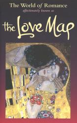 Love Map, The World of Romance by Hedberg Maps
