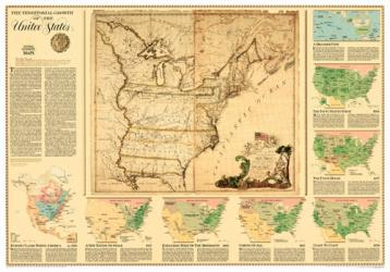 United States, Territorial Growth, tubed by National Geographic Maps