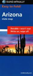 Arizona, Easy to Fold by Rand McNally