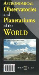 World Astronomical Observatories & Planetariums by Map Link