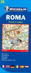 Rome, Italy (38) by Michelin Maps and Guides