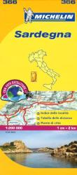 Sardinia, Italy (366) by Michelin Maps and Guides