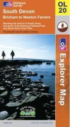 South Devon, United Kingdom, Explorer Map 20 by Ordnance Survey