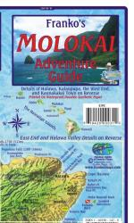 Molokai, Hawaii, Adventure Guide by Frankos Maps Ltd.