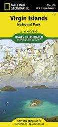 Virgin Islands National Park by National Geographic Maps