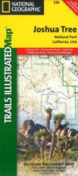 Joshua Tree National Park by National Geographic Maps
