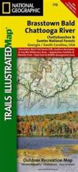 Chattahoochee and Sumter National Forests, GA/SC, Map 778 by National Geographic Maps