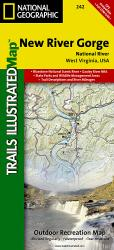 New River Gorge National River by National Geographic Maps