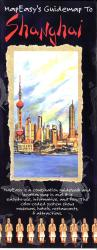 Shanghai, China, Guidemap by MapEasy, Inc.