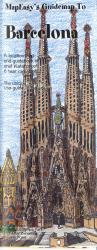 Barcelona, Spain Guidemap by MapEasy, Inc.