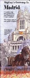 Madrid, Spain, Guidemap by MapEasy, Inc.