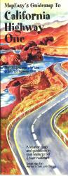 California Highway One Guidemap by MapEasy, Inc.