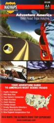 Adventure America, Best Road Trips, Volume 1 by MAD Maps